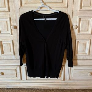 Maurices cardigan size large